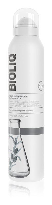 Bioliq Clean Duschschaum 2 in 1
