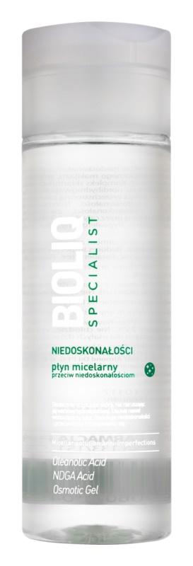 Bioliq Specialist Imperfections eau micellaire nettoyante