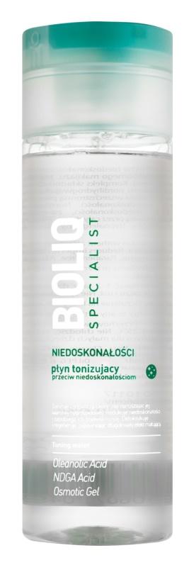 Bioliq Specialist Imperfections lotion tonique purifiante