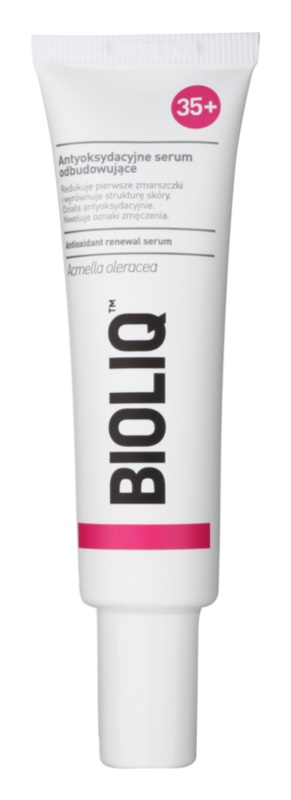 Bioliq 35+ antyoksydacyjne serum odbudowujące