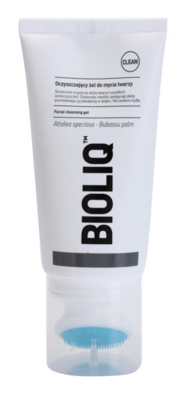 Bioliq Clean gel nettoyant doux pour peaux sensibles