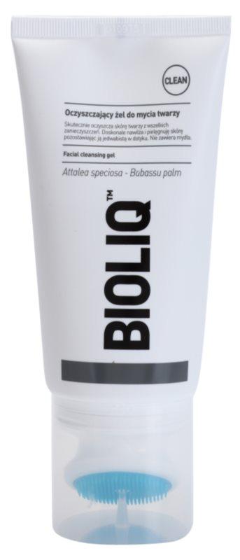Bioliq Clean Gentle Cleansing Gel For Sensitive Skin