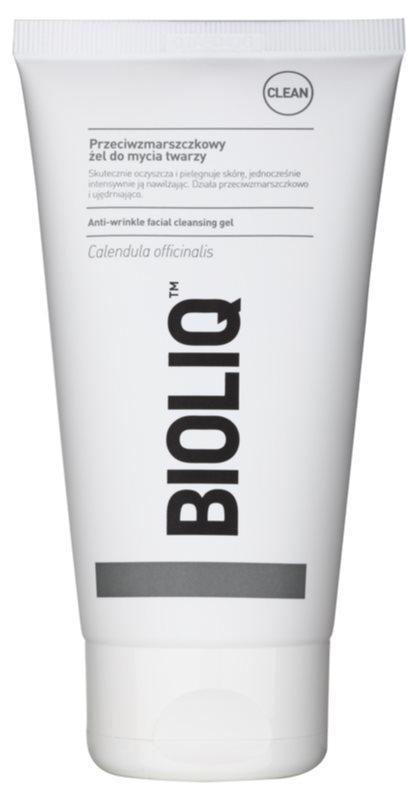 Bioliq Clean čisticí gel s protivráskovým účinkem