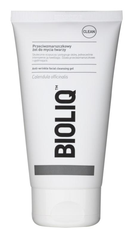 Bioliq Clean Reinigungsgel  mit Antifalten-Effekt