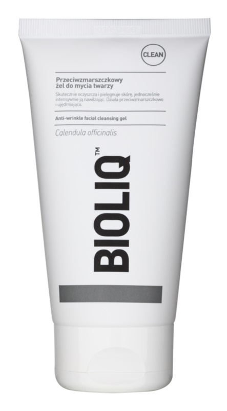 Bioliq Clean tisztító gél ránctalanító hatással
