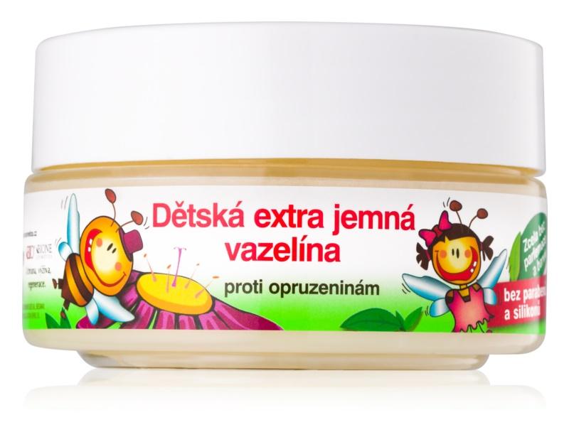 Bione Cosmetics Kids βαζελίνη για αντιμετώπιση δερματικών ερεθισμών απο τις πάνες
