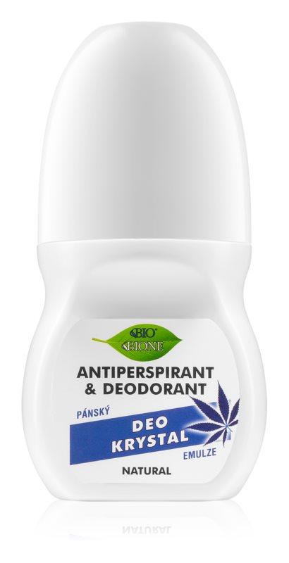 Bione Cosmetics Cannabis dezodorant w kulce dla mężczyzn