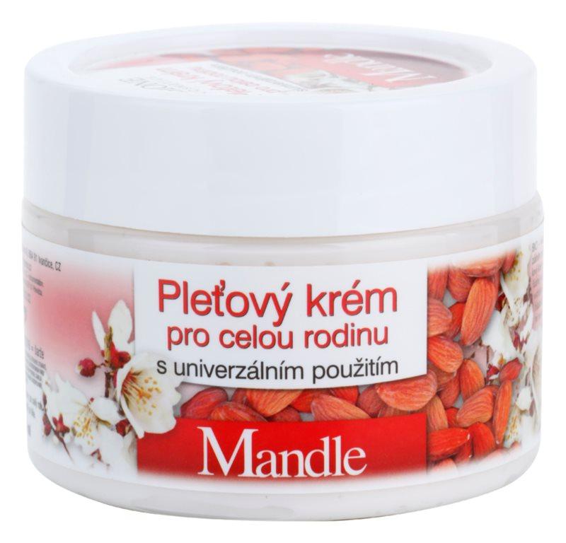 Bione Cosmetics Almonds Skin Cream for All Ages