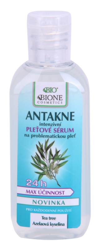 Bione Cosmetics Antakne Facial Serum For Oily And Problematic Skin