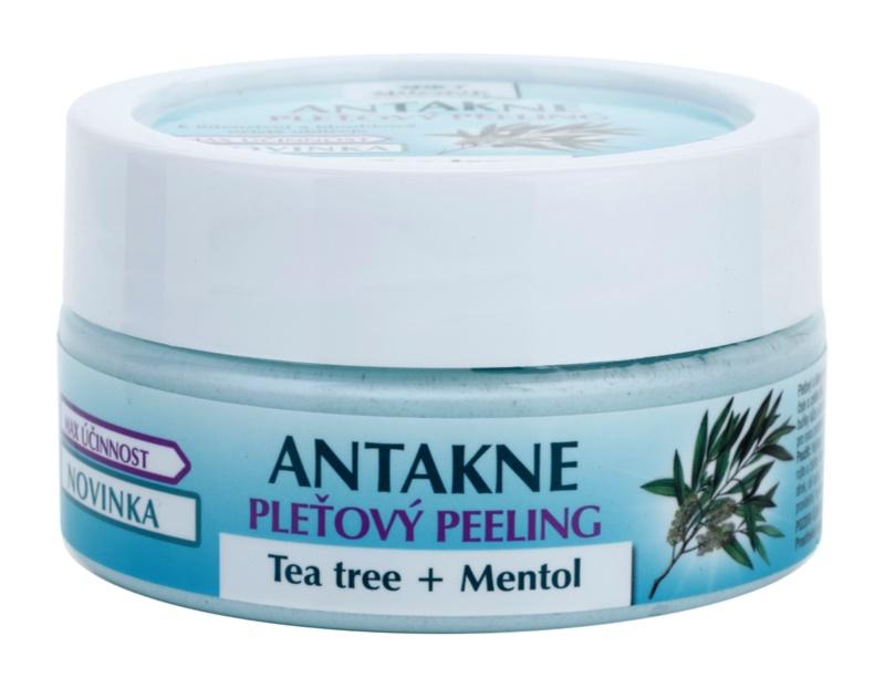 Bione Cosmetics Antakne Gezichts en Lichaams Peeling