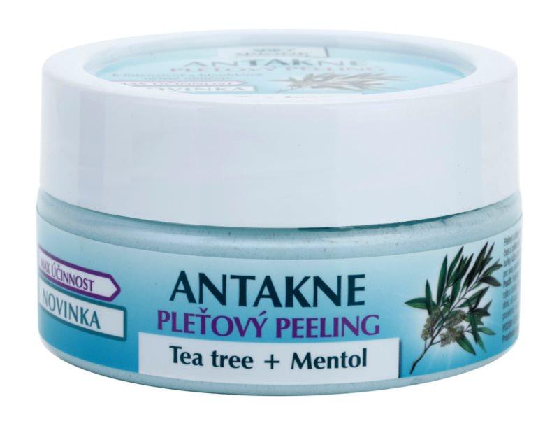 Bione Cosmetics Antakne scrub pentru fata si corp