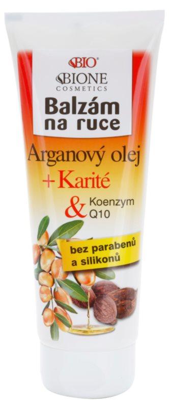 Bione Cosmetics Argan Oil + Karité бальзам для рук