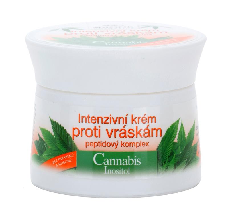 Bione Cosmetics Cannabis creme intensivo  antirrugas
