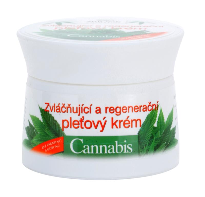 Bione Cosmetics Cannabis regenerujący krem do twarzy