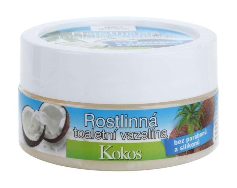 Bione Cosmetics Coconut pflanzliche Vaseline mit Kokos