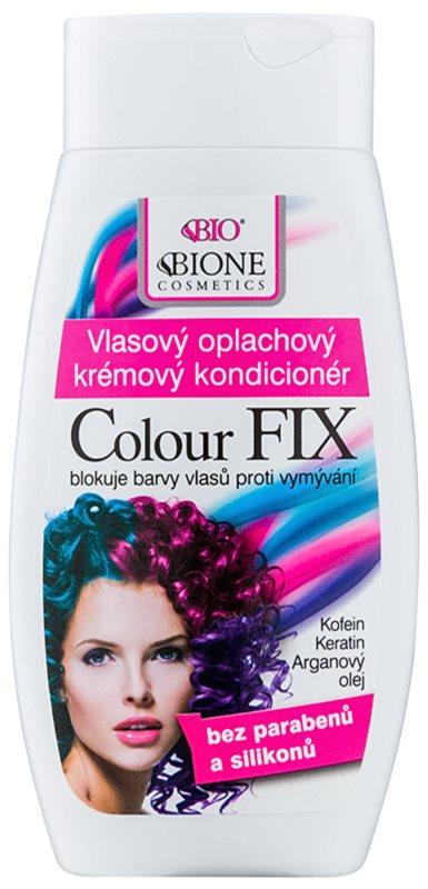 Bione Cosmetics Colour Fix krémes hajkondicionáló a szín védelméért