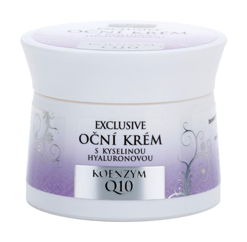 Bione Cosmetics Exclusive Q10 szemkrém hialuronsavval