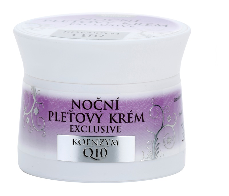 Bione Cosmetics Exclusive Q10 nočný pleťový krém