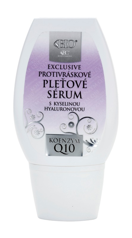 Bione Cosmetics Exclusive Q10 sérum anti-rides à l'acide hyaluronique