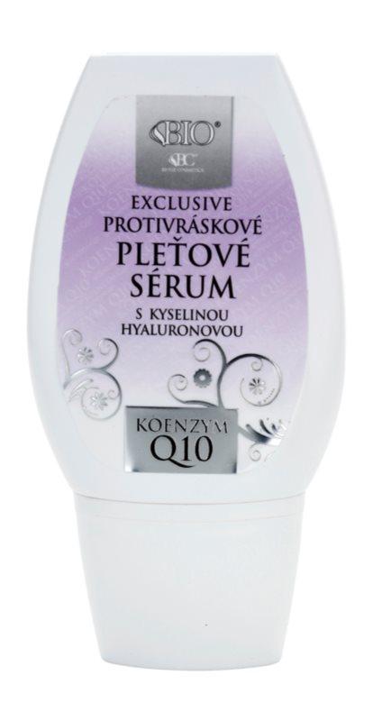Bione Cosmetics Exclusive Q10 serum protiv bora s hijaluronskom kiselinom