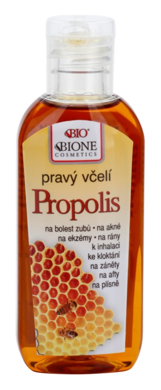 Bione Cosmetics Honey + Q10 propolis de abelha real