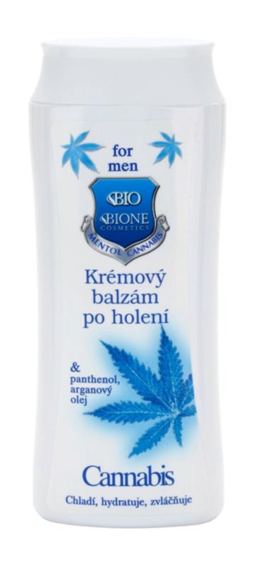 Bione Cosmetics Men balsamo crema after-shave