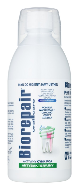 Biorepair Plus Fortifying and Renewing Mouthwash for Tooth Enamel