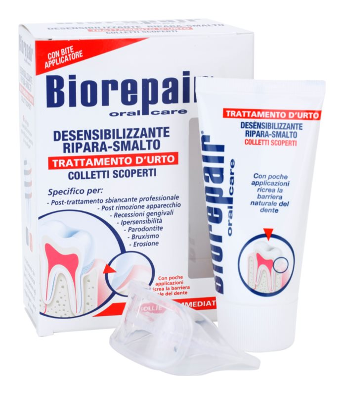 Biorepair Treatment of Sensitive Teeth Kosmetik-Set  I.