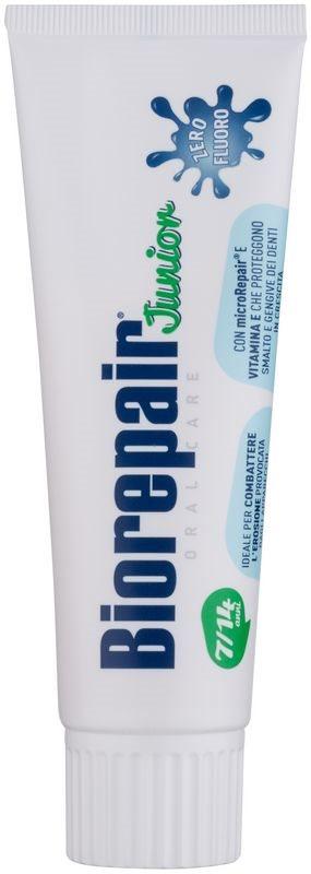 Biorepair Junior detská zubná pasta bez fluóru