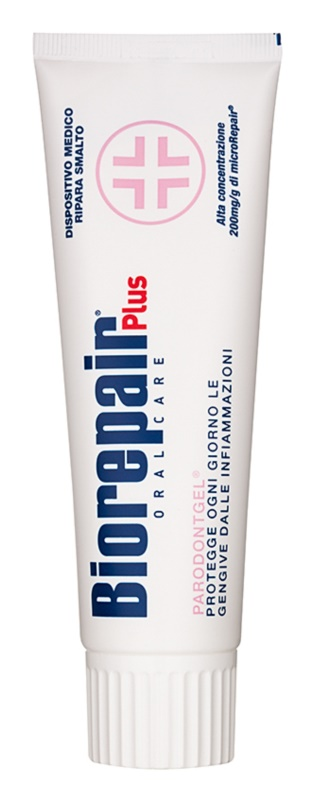 Biorepair Plus Parodontal pasta posilňujúca zubnú sklovinu proti paradentóze