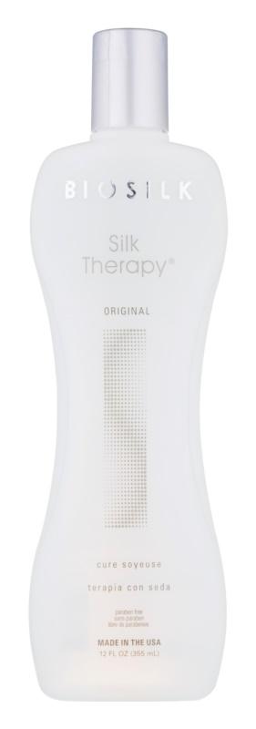 Biosilk Silk Therapy de ingrijire si restaurare pentru toate tipurile de par