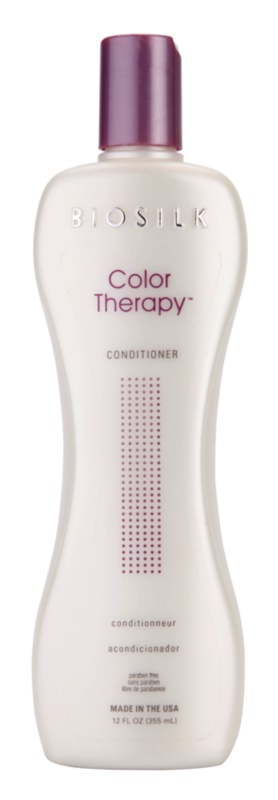 Biosilk Color Therapy kondicionér bez parabenů