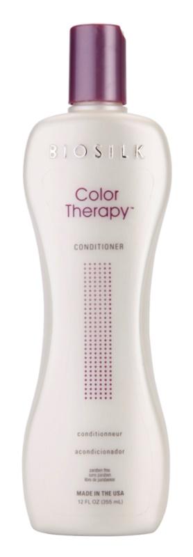 Biosilk Color Therapy odżywka bez parabenów