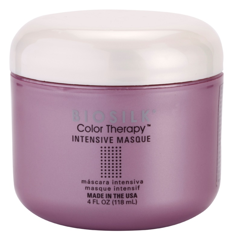 Biosilk Color Therapy intensywna maseczka chroniący kolor