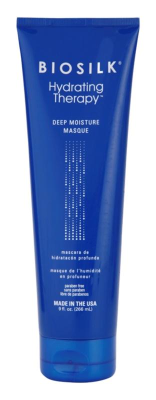 Biosilk Hydrating Therapy Hydratisierende Maske für das Haar