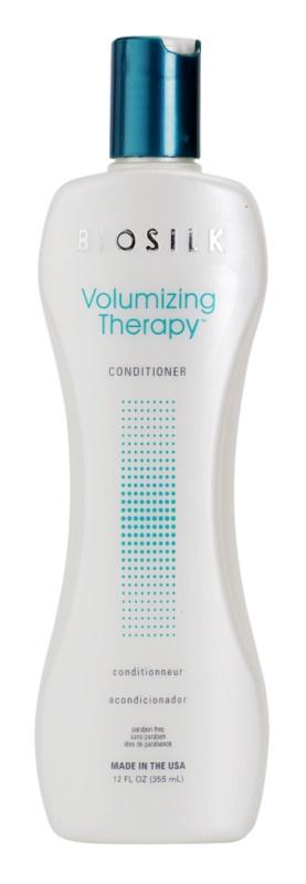 Biosilk Volumizing Therapy acondicionador para dar volumen