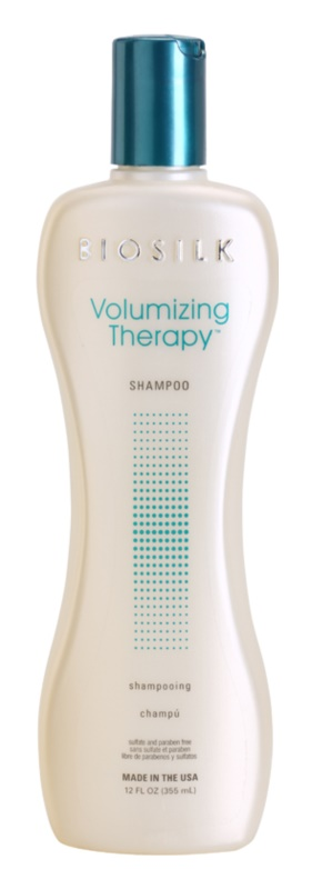 Biosilk Volumizing Therapy champô para dar volume
