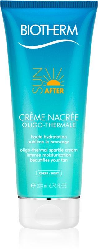 Biotherm Sun After Crème Nacrée After Sun Cream