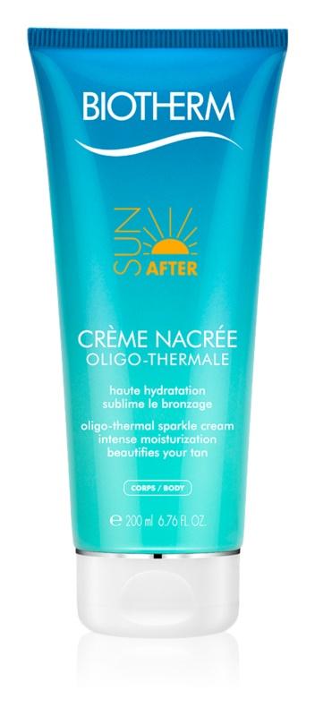 Biotherm Sun After Crème Nacrée κρέμα για μετά την ηλιοθεραπεία