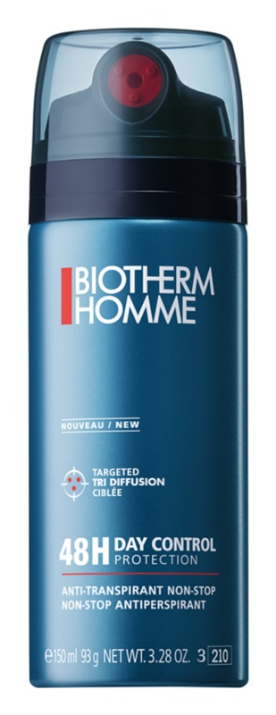 Biotherm Homme Day Control Déodorant spray anti-perspirant
