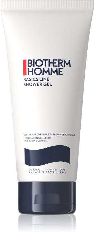 Biotherm Homme energiespendendes Duschgel Für Körper und Haar