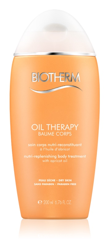 Biotherm Oil Therapy Baume Corps baume corporel pour peaux sèches