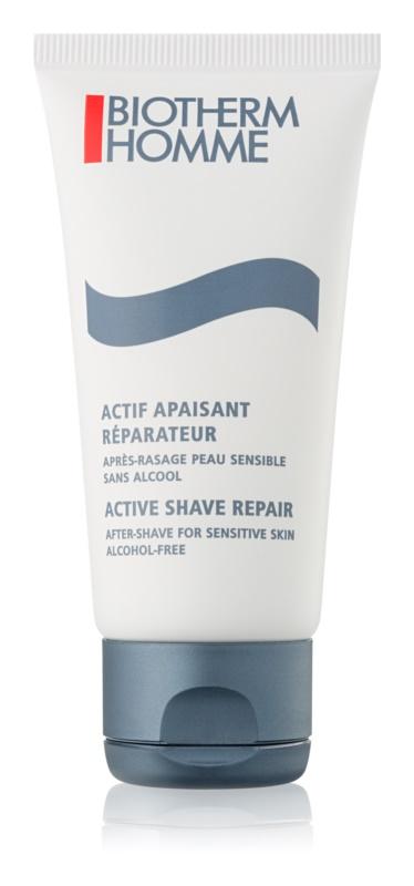Biotherm Homme balsam aftershave pentru piele sensibila