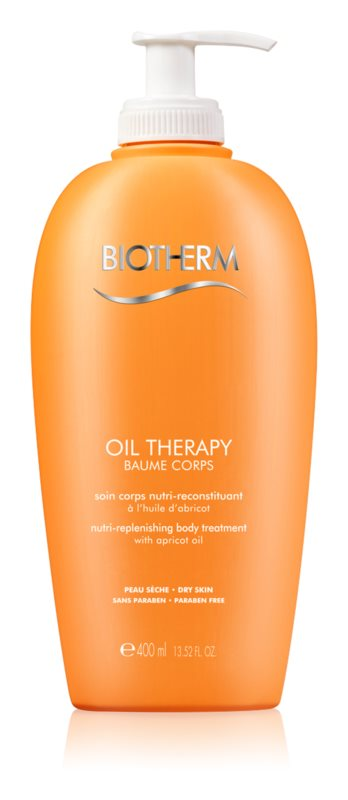 Biotherm Oil Therapy Baume Corps testbalzsam száraz bőrre