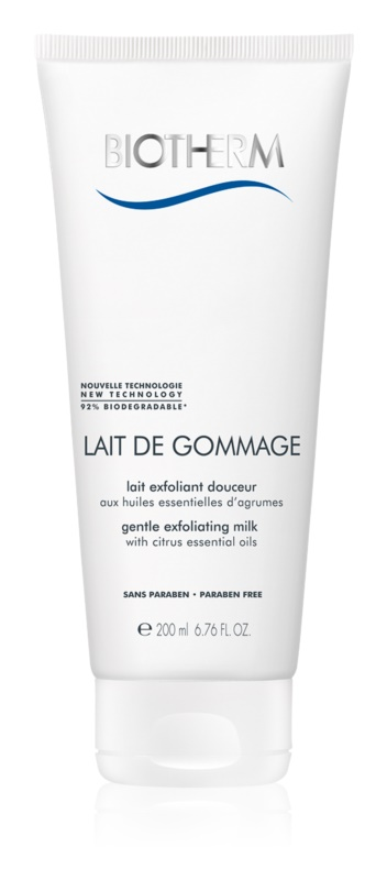 Biotherm Lait De Gommage jemné exfoliačné mlieko