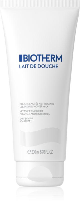 Biotherm Lait De Douche čistiace sprchové mlieko s citrusovými esenciami