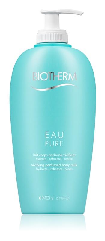 Biotherm Eau Pure osvježavajuće mlijeko za tijelo