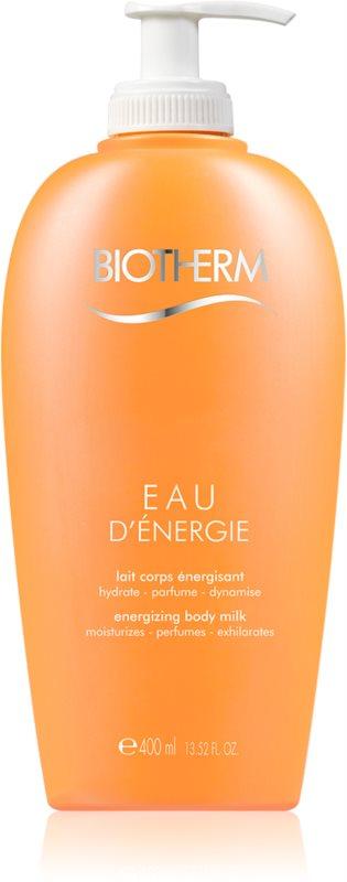 Biotherm Eau D'Énergie lait corps énergisant
