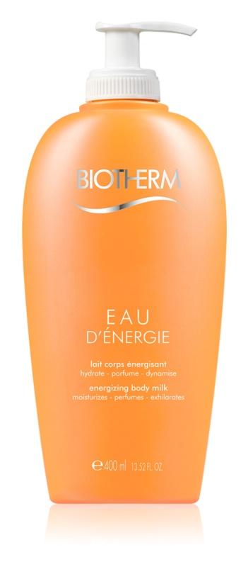Biotherm Eau D'Énergie poživitveno mleko za telo