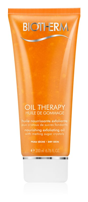 Biotherm Oil Therapy Huile de Gommage απολέπιση για ντους